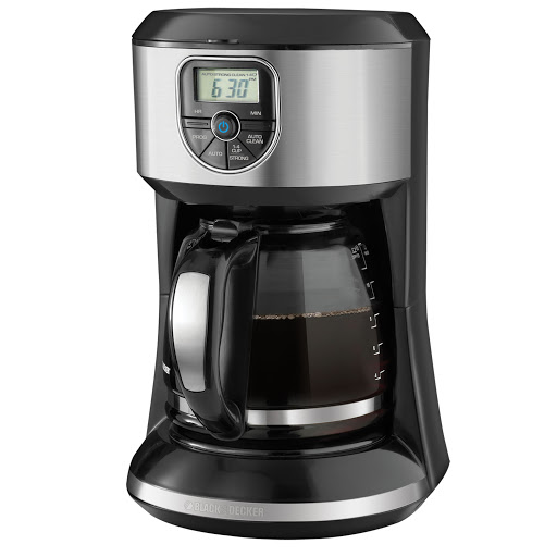 Black And Decker 12 Cup Programmable Coffee Maker Reviews 2021